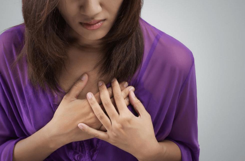A Angina é Uma Dor No Peito Ligada A Doenças Cardíacas.