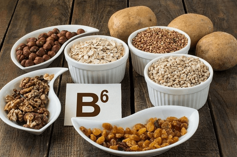 Vitamin B6 / Piridoxina: Deficiência, Alimentos, Reações adversas e Benefícios para a saúde