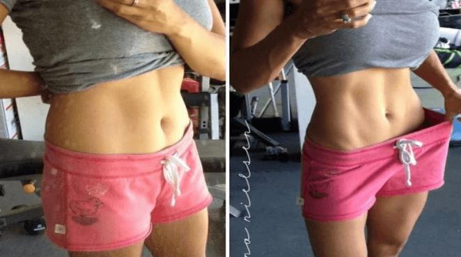 Resultados Do Vinagre Antes E Depois