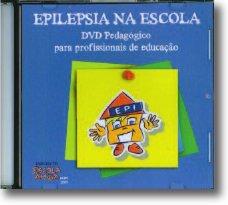 DVD Epilepsia na escola