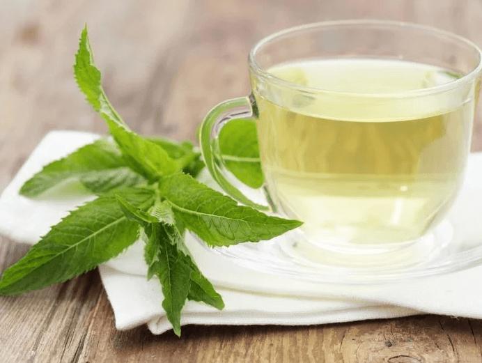 Chá De Hortelã Pimenta