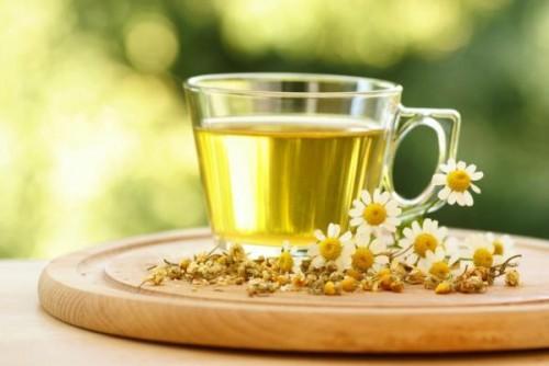 Chá de Camomila (Matricaria Chamomilla)