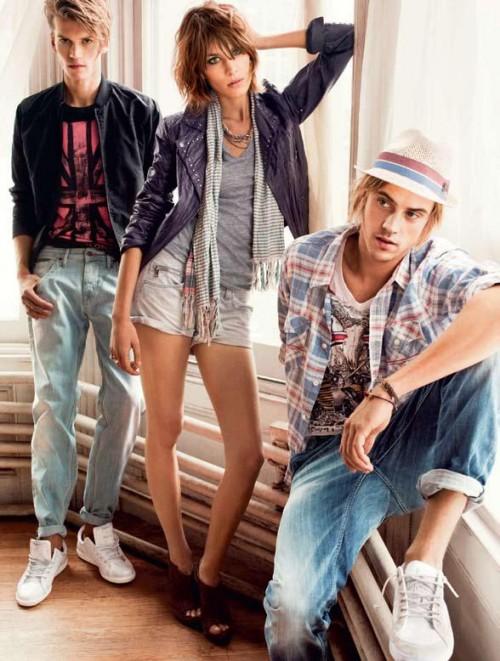 Colecção Primavera/Verão Pepe Jeans 2010