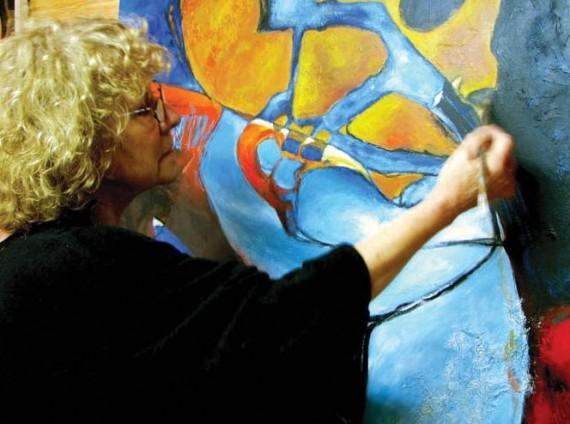 Elly Maessen – A inspiração por detrás da obra da artista Elly Maessen