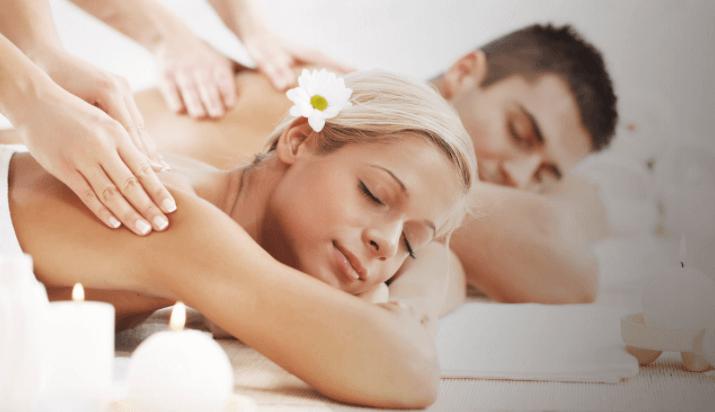Tratamentos Spa Relaxantes Para Casal