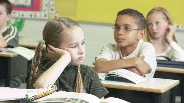 falta de atenção e concentração na sala de aula