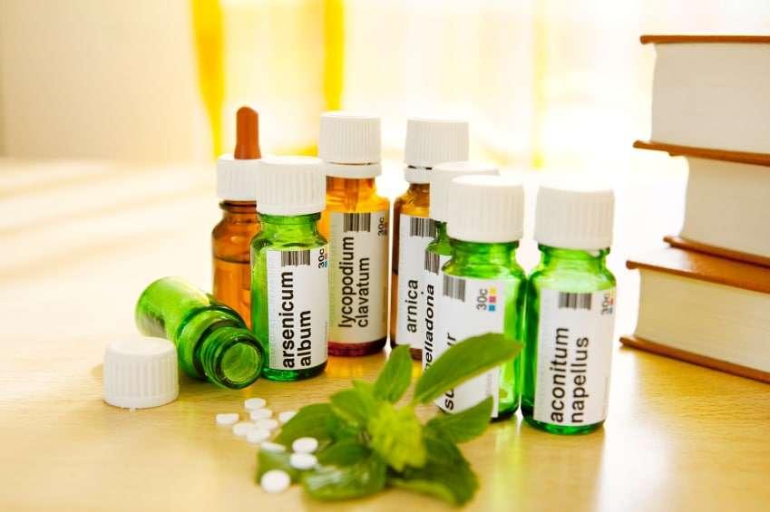 Existem mais de 4000 Remédios homeopáticos