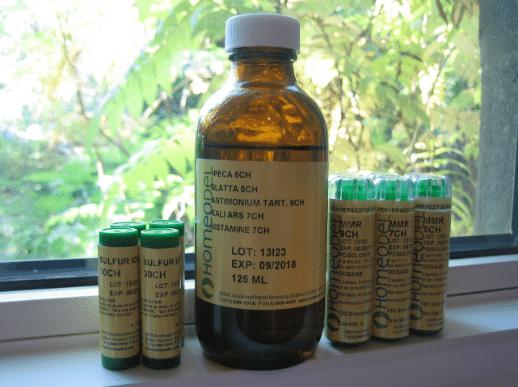 Homeopatia história