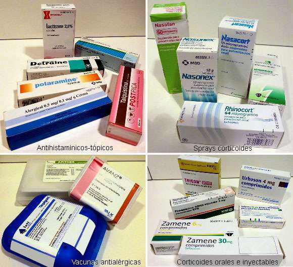 O tratamento farmacológico da rinoconjuntivite alérgica deve ser adaptado aos sintomas do paciente e ao grau da doença