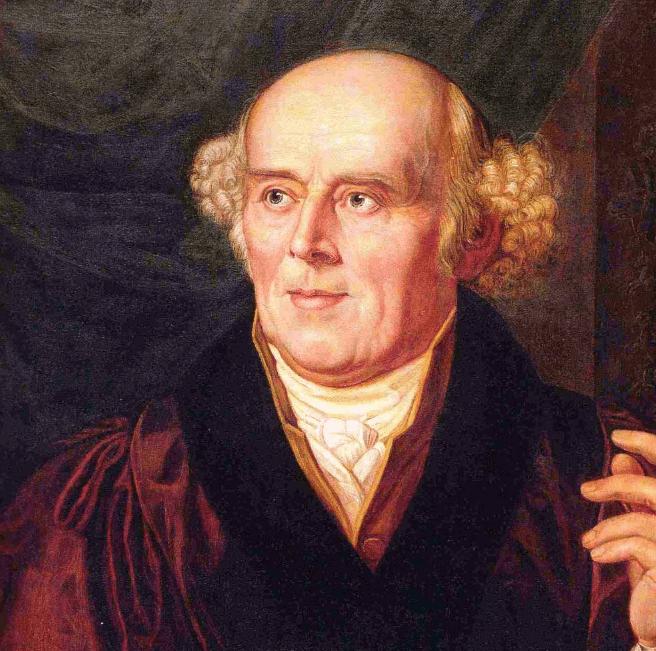 Samuel Hahnemann, fundador da homeopatia