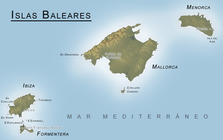 Ilhas Baleares – Clima