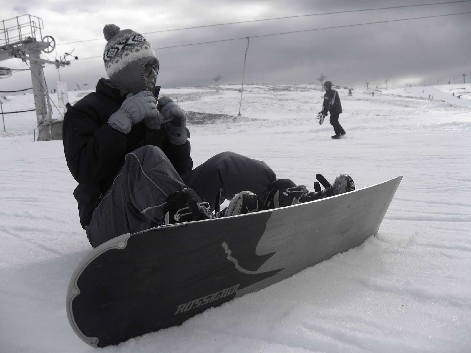 Férias na Neve