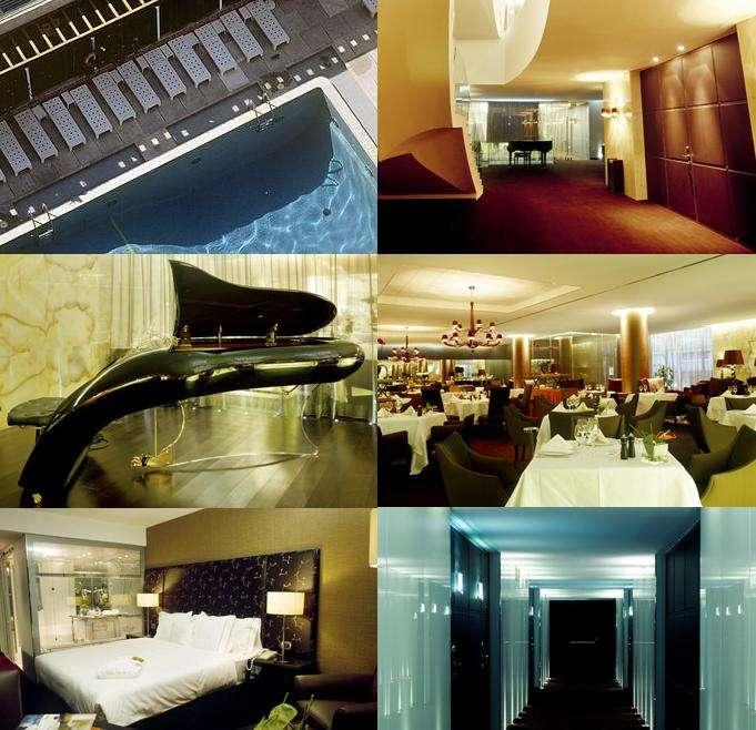 Hotel – Sheraton Lisboa Hotel & Spa