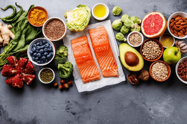 Dieta com baixo teor de gordura