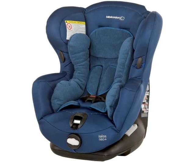 Cadeira de segurança para bebé
