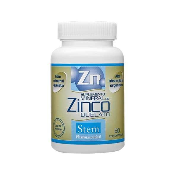 Suplemento de Zinco