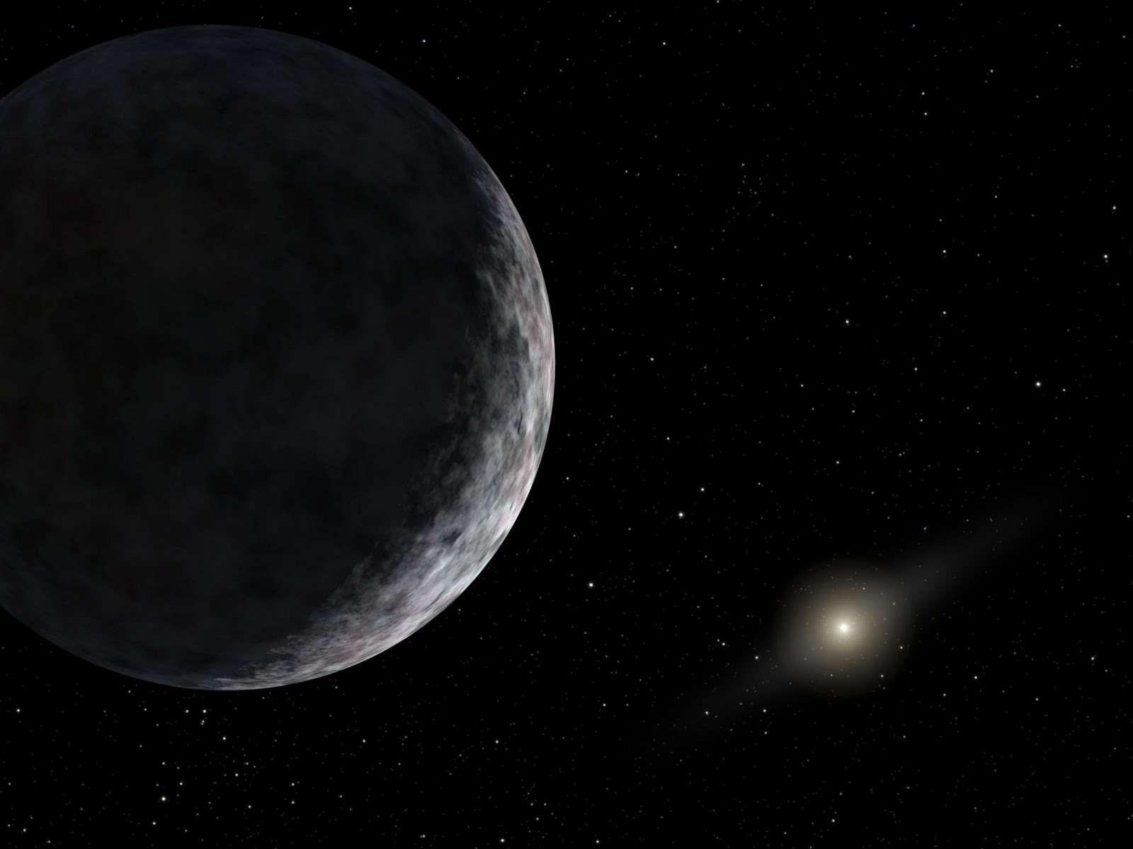 Planeta Plutão