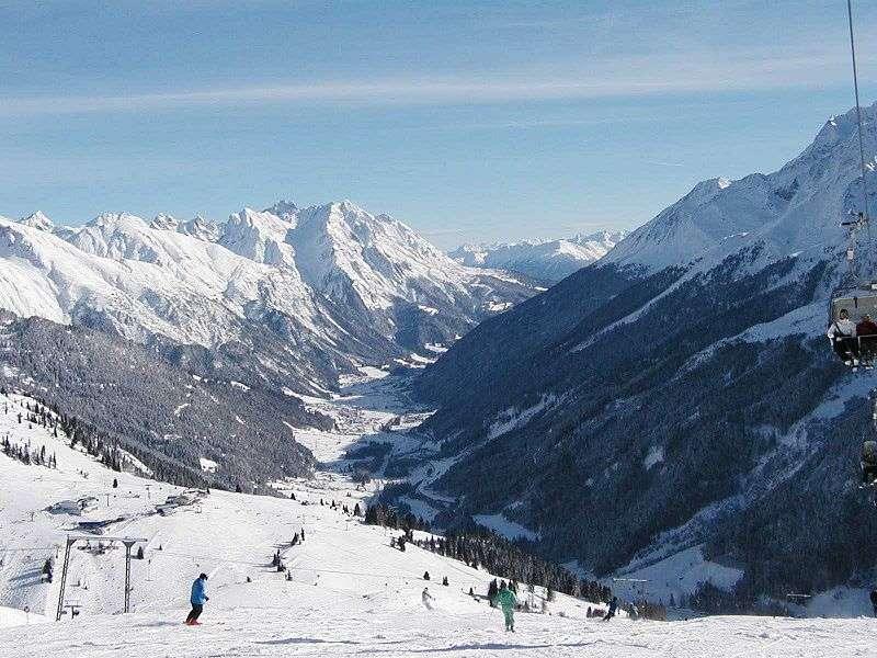 Sankt Anton am Arlberg – Tirol, Áustria