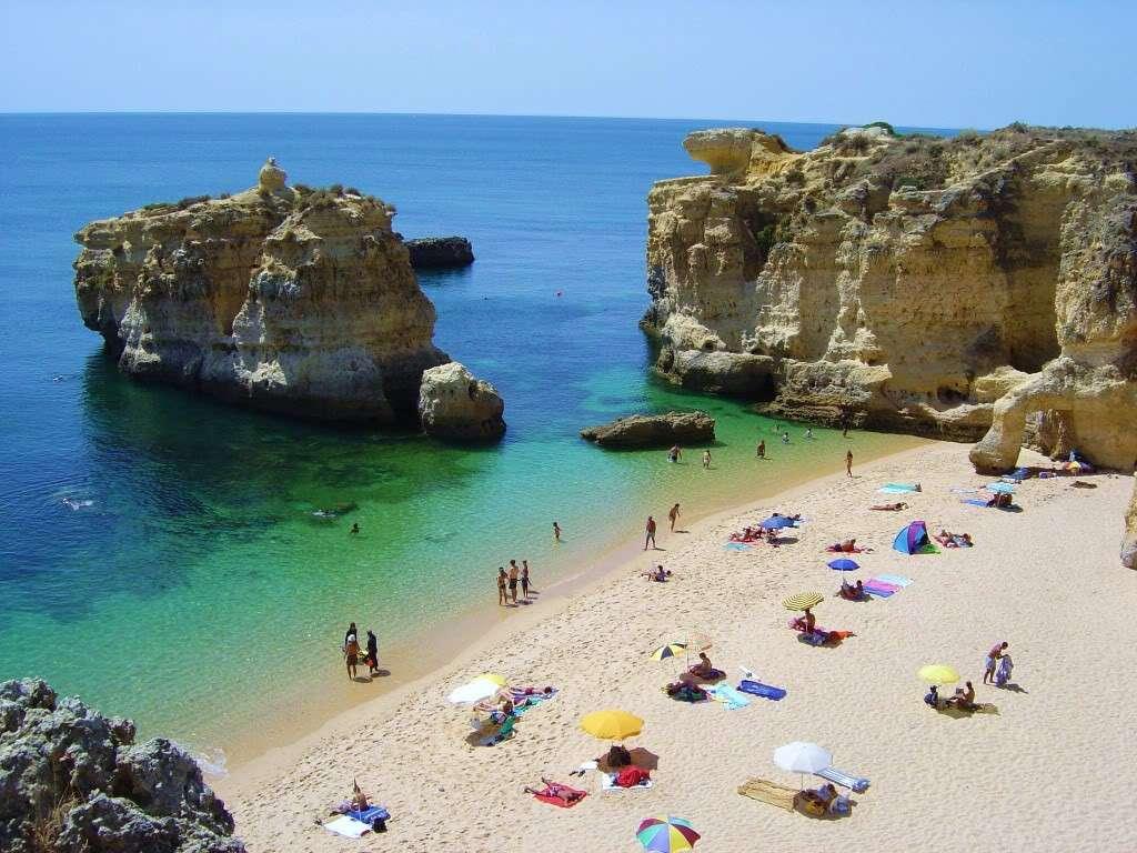Praia de São Rafael (Albufeira, Algarve)