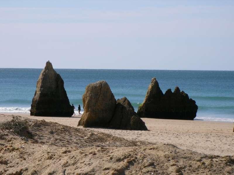 Praia do alvor (Portimão, Algarve)