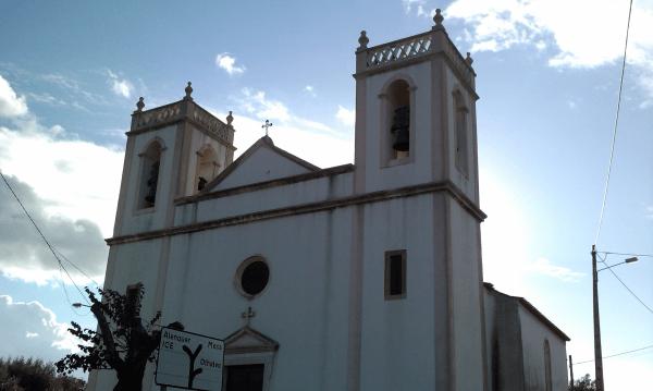 Igreja de Nossa Senhora da Graça – Freguesia de Abrigada, Alenquer