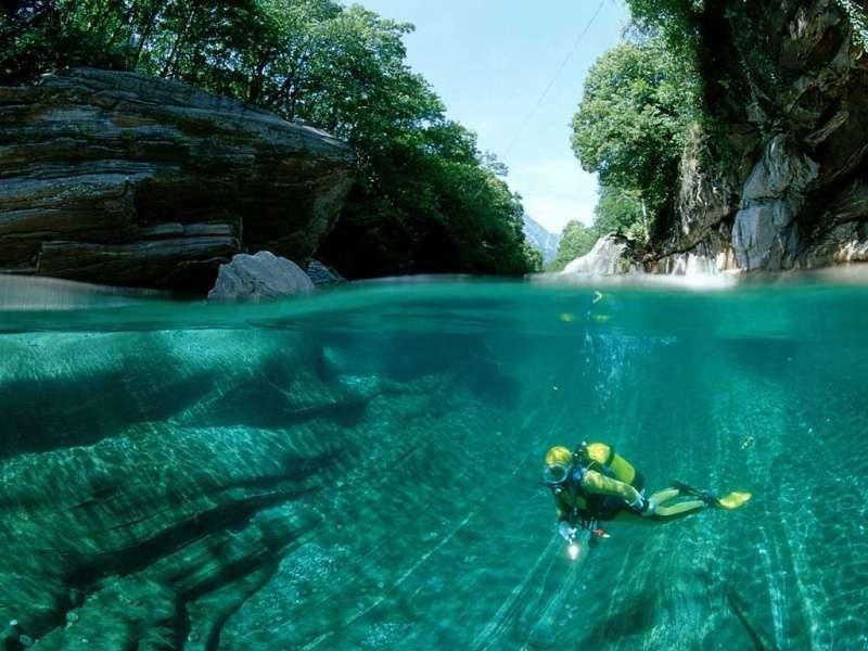 Mergulhar – Até que idade?