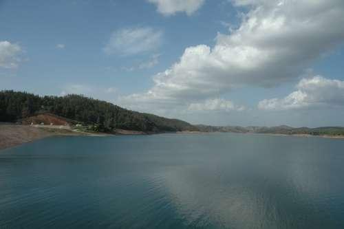 Barragem de Santa Clara (Odemira)