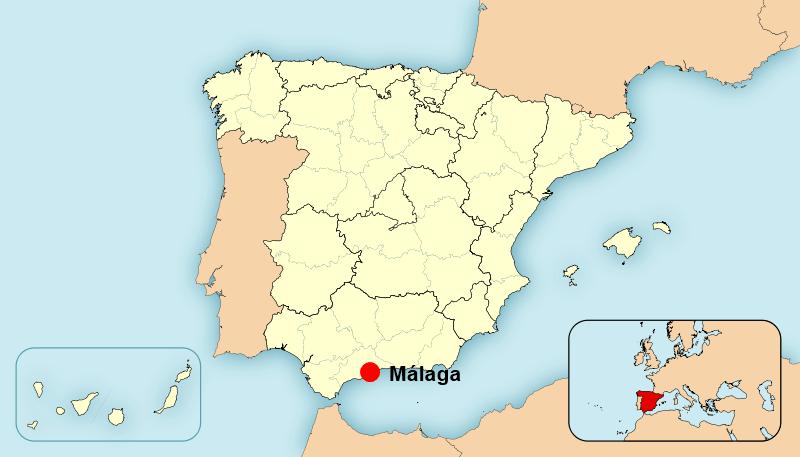 Málaga (Andaluzia, Espanha)