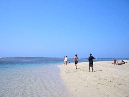 A Baía de La Isabela, República Dominicana