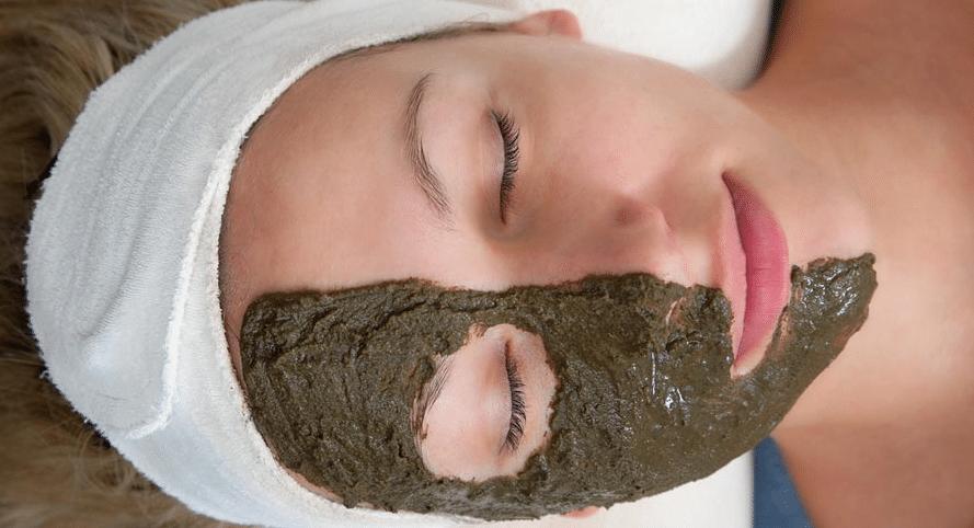 Máscara Hidratante de algas marinhas, mel e aveia