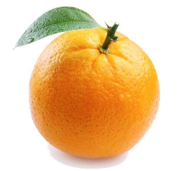 Suco de laranja para prisão de ventre