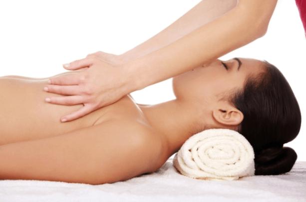 Massagem Mamária