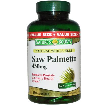 Saw Palmetto Sabal Serenoa Repens