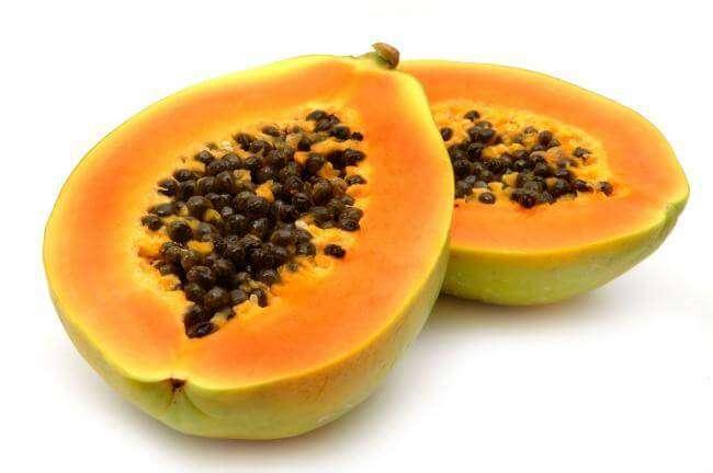 Suco de frutas para intestino preso