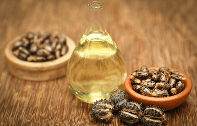 Óleo De Rícino, óleo De Mamona