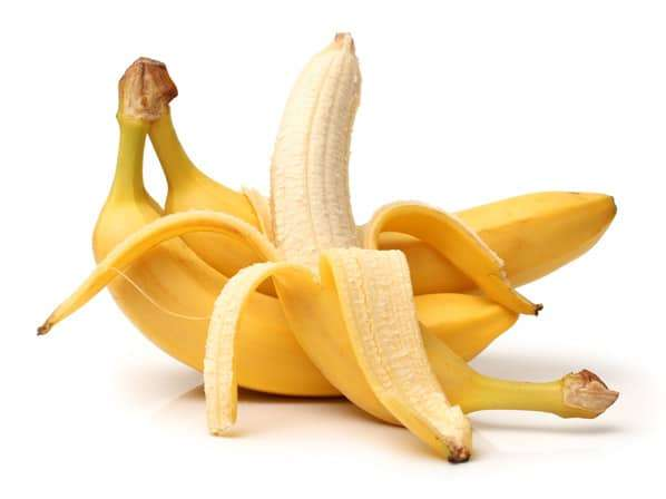 A banana é uma fruta maravilhosa para tratar dores de estômago e diarreia
