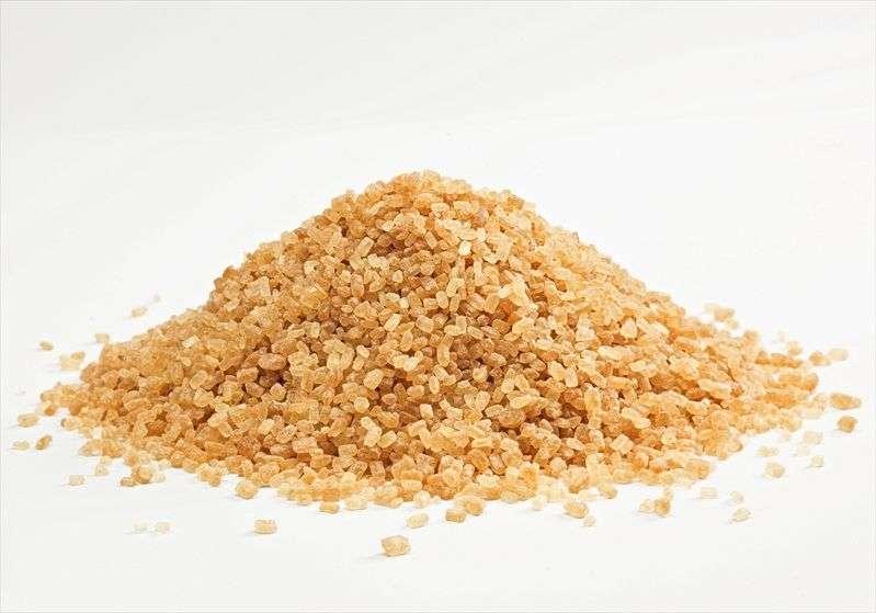 açúcar mascavo (açúcar mascavado)
