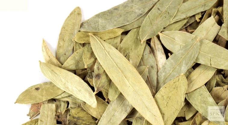 folhas de sene para chá