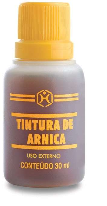 Tintura de Arnica – Para que serve, Benefícios e Como Preparar