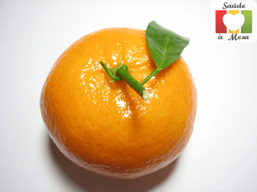 Suco de tangerina para aumentar a energia