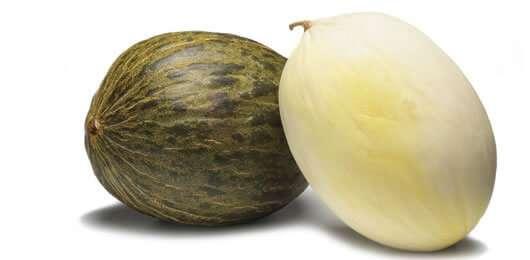 Suco diurético de melão e maçã verde