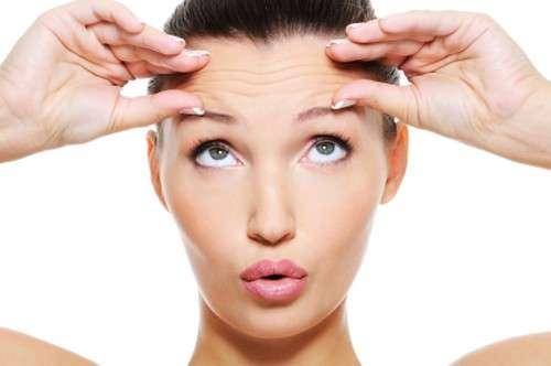 Tratamentos para rugas na testa