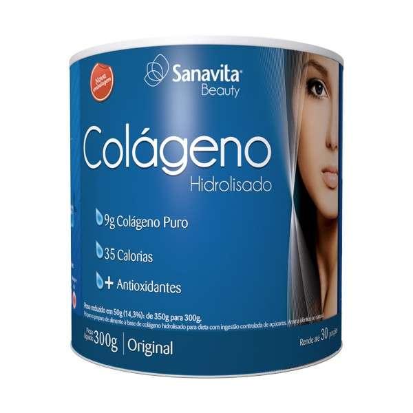 colágeno hidrolisado sanavita