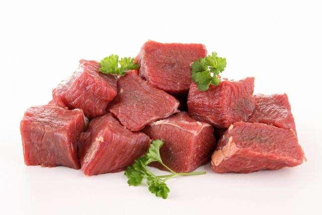 Carne vermelha magra ajuda a ganhar muscúlo e consequentemente a ganhar peso