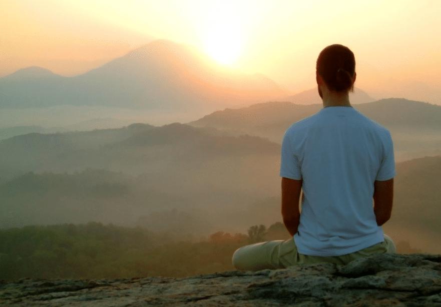 meditação e yoga ajudam a ganhar peso