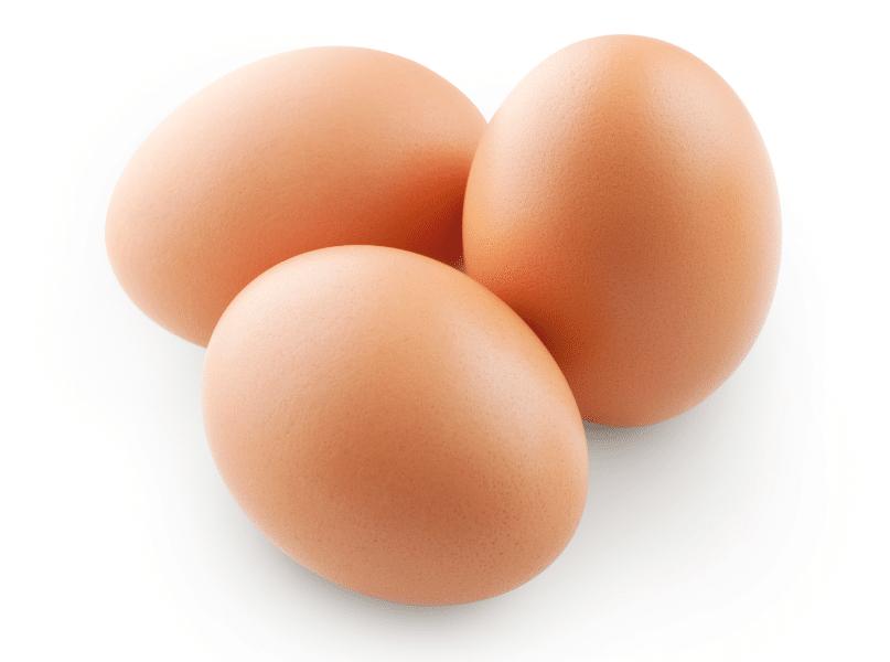 ovos engordam