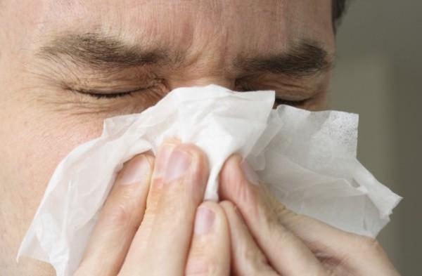 Alergia ao Pó