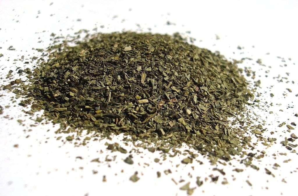 Chá verde eficaz no tratamento de inflamações de pele