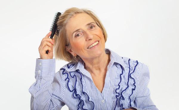 Como cobrir os cabelos brancos