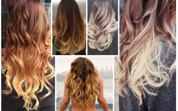 Mechas Californianas – Fotos e Tipos